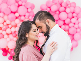 Shamil & Sadeea's Engagement Shoot