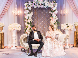 Brittany & Mohamed's Reception