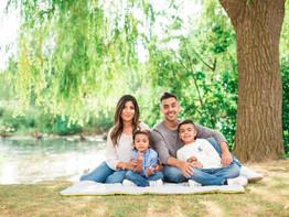 Fahd & Sanam's Family Portraits