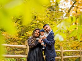 Gulam & Nazia's Family Portraits