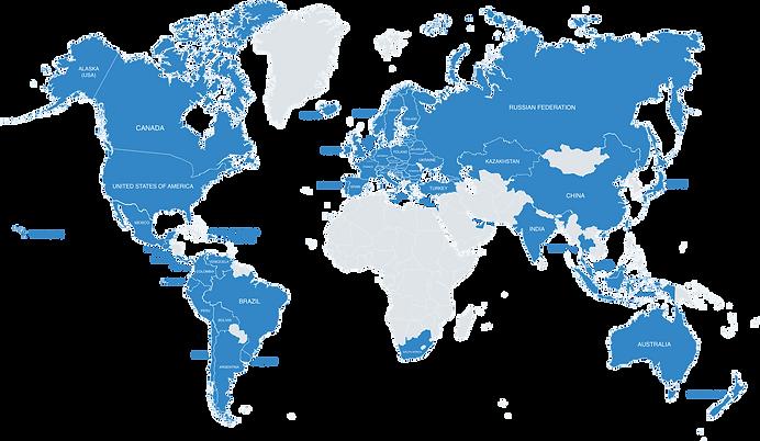 Números Telefônicos de qualquer lugar do mundo - PABX IP