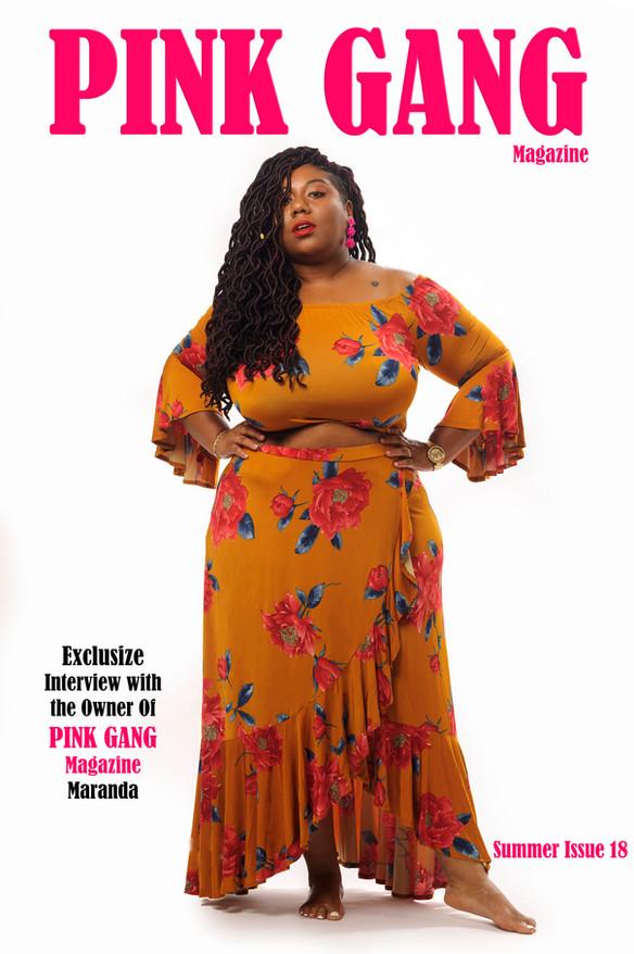 PINK GANG Magazine