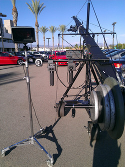 Love My View! Jimmy Jib Operator
