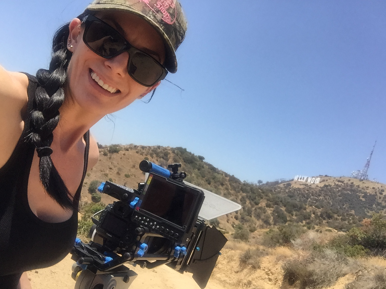 Camera Operator For Sunset Ranch