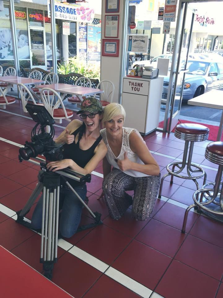 Camera Operator For Hamburger Habit