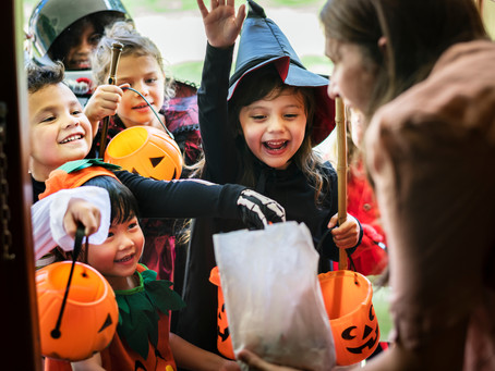 Promoting a Fun AND Safe Halloween by Kirsten Mansfield