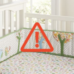 Why Are Crib Bumpers Bad for Babies by Guest Blogger Kids in Danger