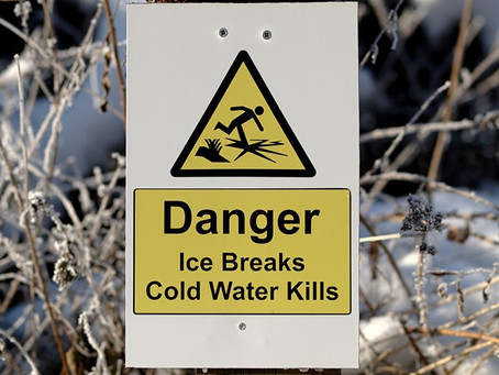 Winter Drowning Risks: Cold Water and Ice Pose Serious Drowning Risks