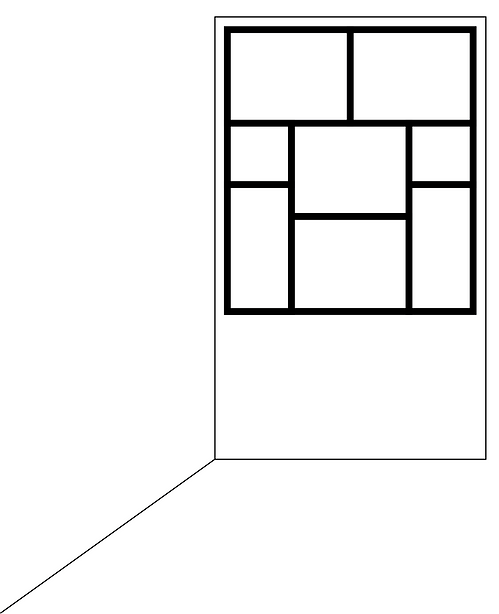 Spare Space E3 window