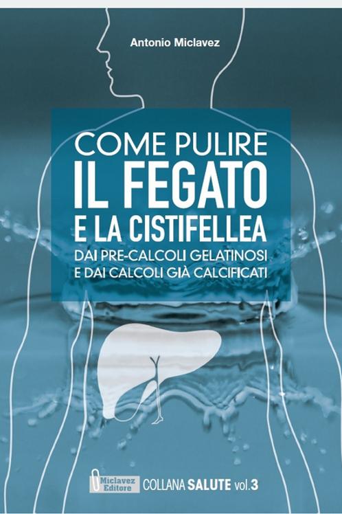 Pulizia del fegato e della cistifellea (libro)