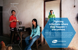 Print Campaign: Anti-infectives