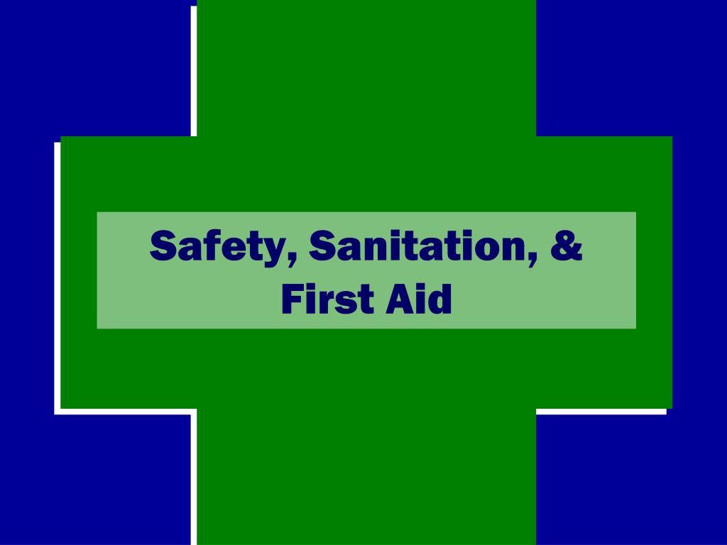 Basic First Aid & Bloodborne Pathogens
