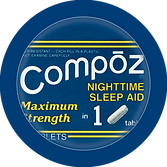 Compoz Nighttime Sleep Aid