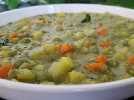 Vegetable Sagu |  Karnataka style Sagu For Set Dosa, Poori