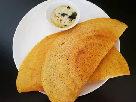 Mixed Dal Millet Dosa | Foxtail Millet Recipe | No Fermentation Dosa