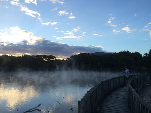 JustMTB thermal pools Rotorua