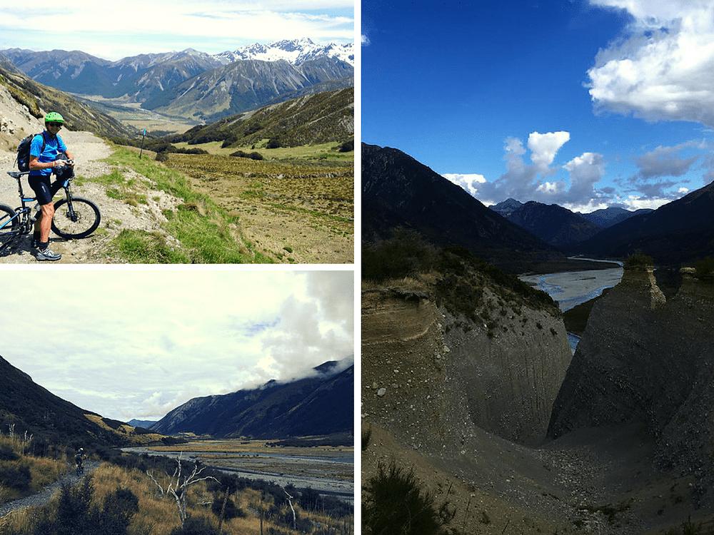 Mountain Bike Tours New Zealand South island