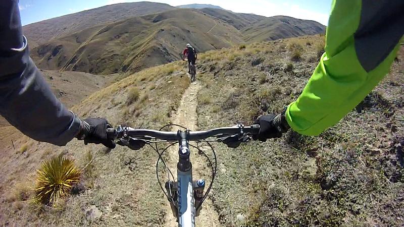 New Zealand Mountain Bike Tours South Island