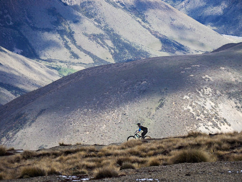 When you get a blank canvas to craft the ultimate NZ Mountain Bike Ride with you mates....... this i