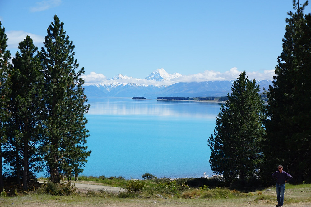 Mount Cook Lake Ohau NZ MTB Tours