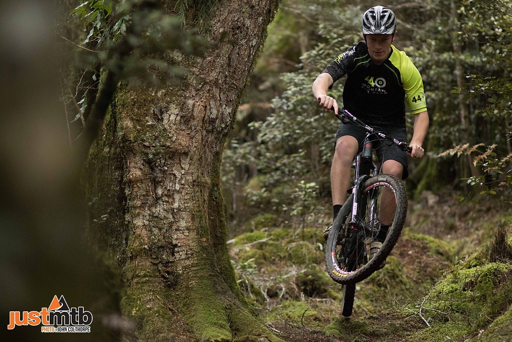Taupo backcountry mountain biking