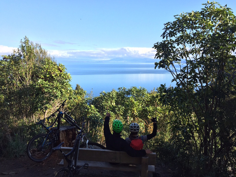 Great Lake Trail, MTB in Taupo