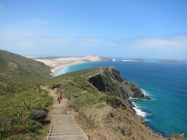 JustMTB coastal coast walk