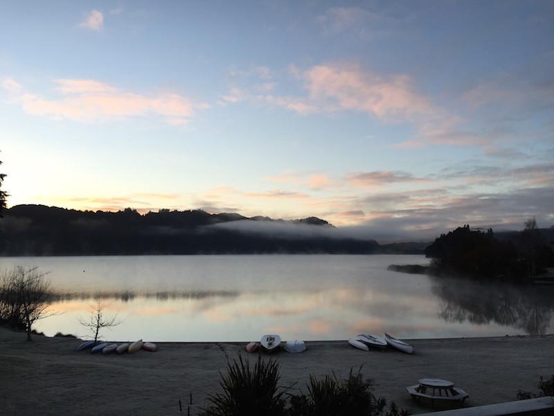 Lake Okareka Rotorua Mountain biking