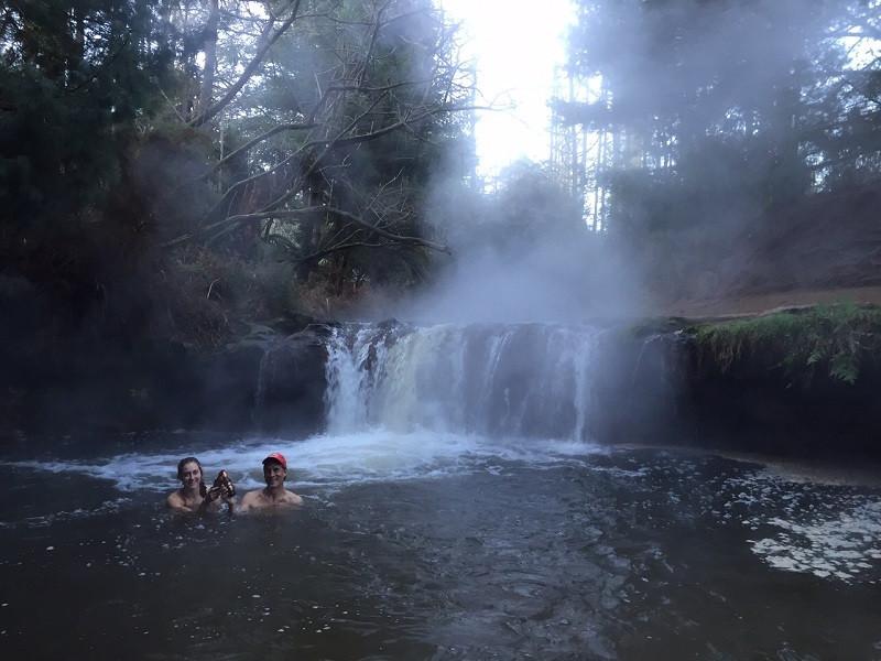 Rotorua Thermal hotpools