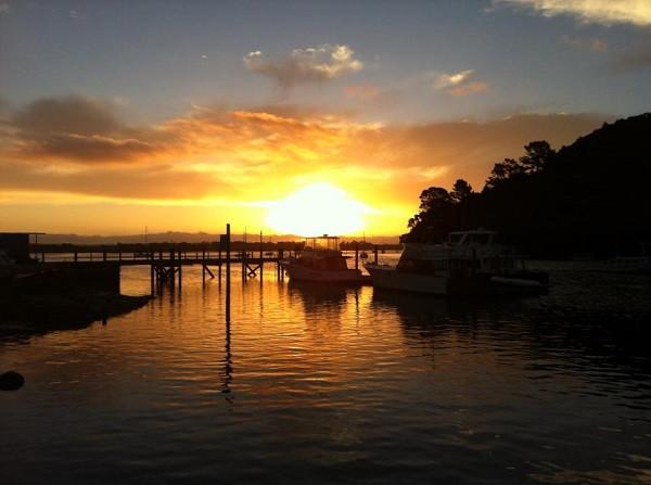 JustMTB sunset