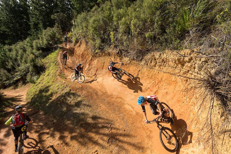 440 mountain bike park enduro riding