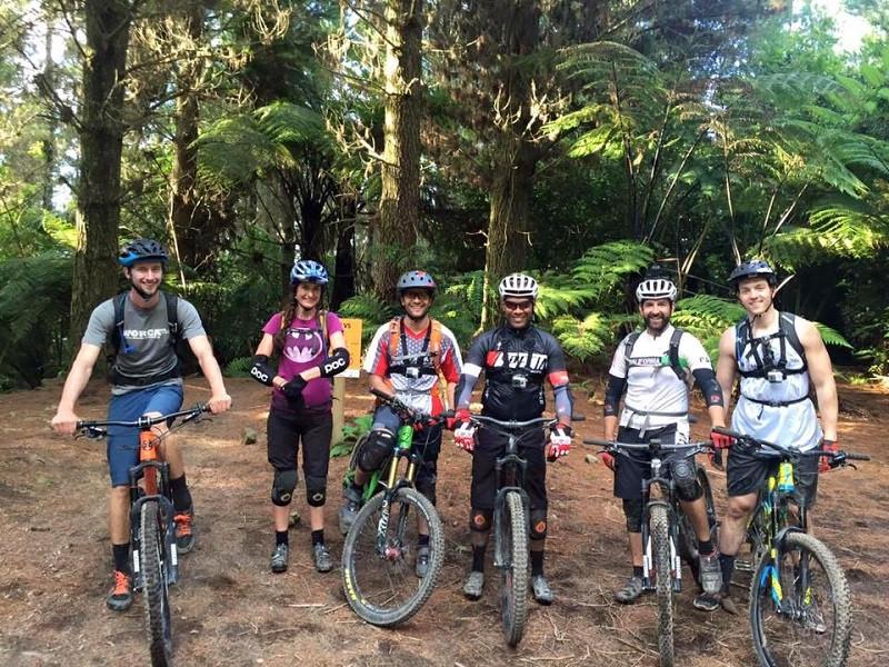 rotorua mtb new zealand trail riding enduro