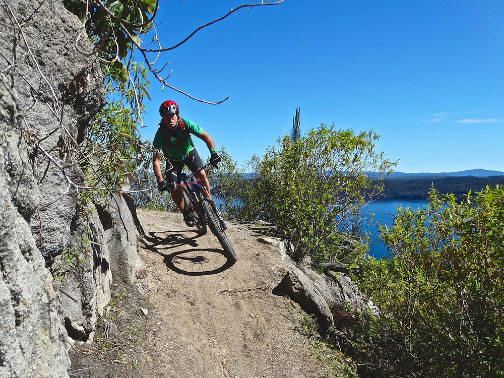 Lake Taupo mountain biking