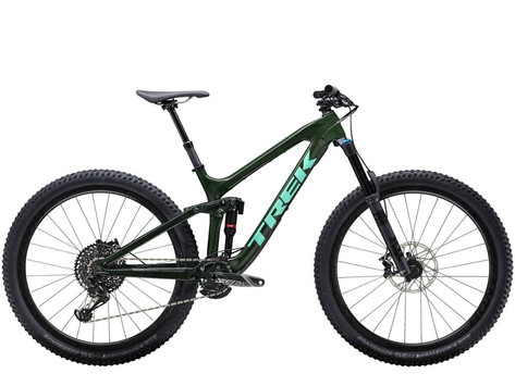 justmtb decide after riding so many different brands of bikes to partner with Trek. We love the Fuel
