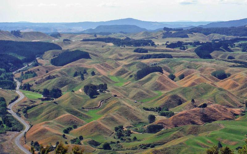 Volcanic New Zealand