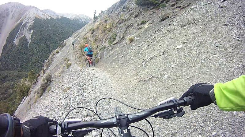 New Zealand South Island MTB trails Grade 5