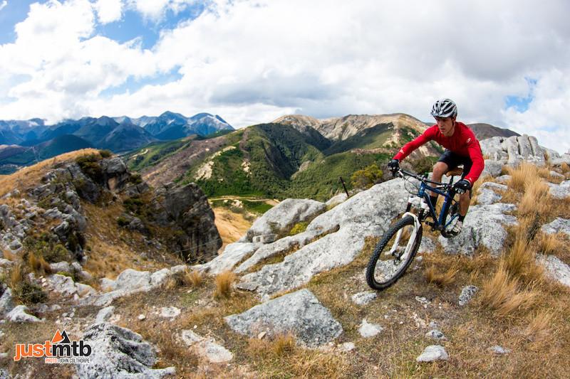 South Island Mountain Biking Tours With JustMTB
