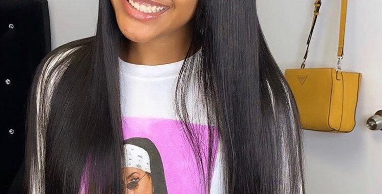 Luxe Silky Straight Lace Wig