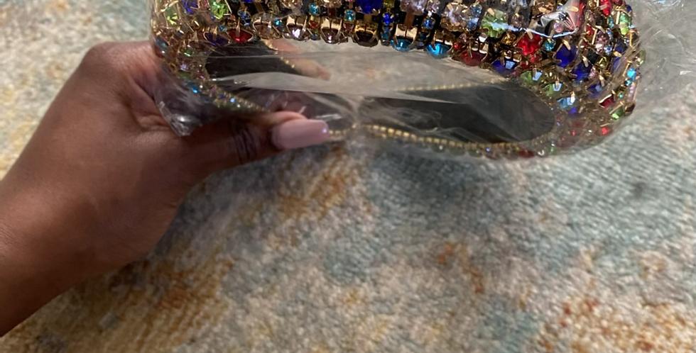 Glitz N Glam Headband Multi-Color 2
