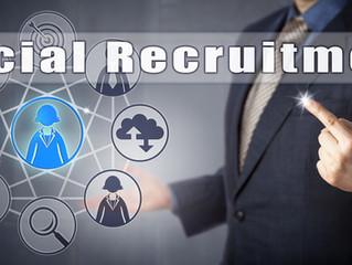 Werkgevers vaker op zoek naar personeel via sociale media