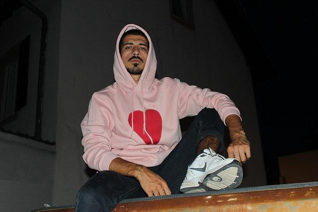 Hoodie B3 cœur