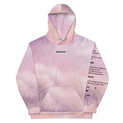Hoodie Pink Clout