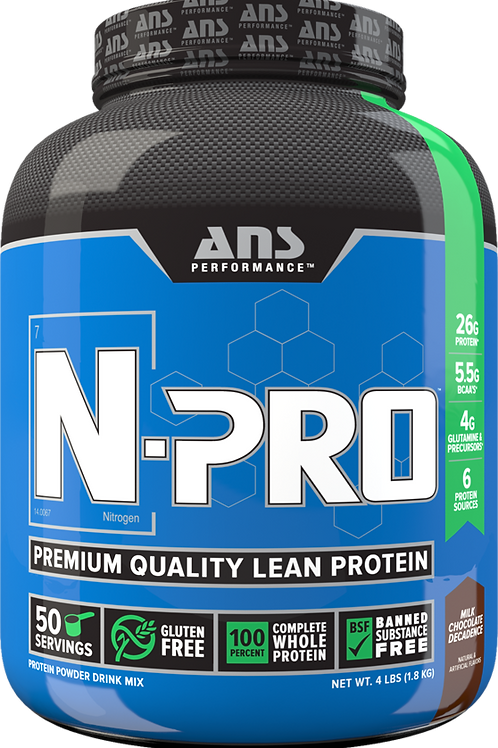 N-PRO premium quality lean protein