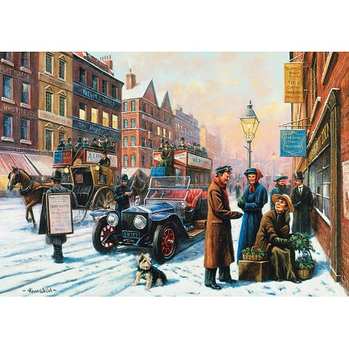 No Parking 500 Piece Jigsaw Puzzle