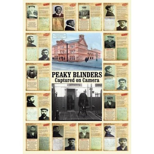 Peaky Blinders - 1000 Piece Jigsaw Puzzle