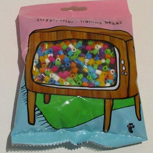 Ironing beads