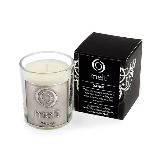 Dance scented luxury room scenter candle