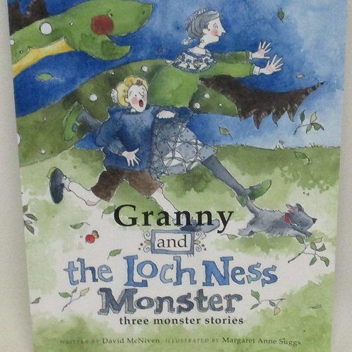 Granny and The Loch Ness Monster book