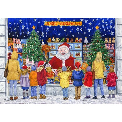 The Toy Shop  - 1000 Piece Jigsaw Puzzle