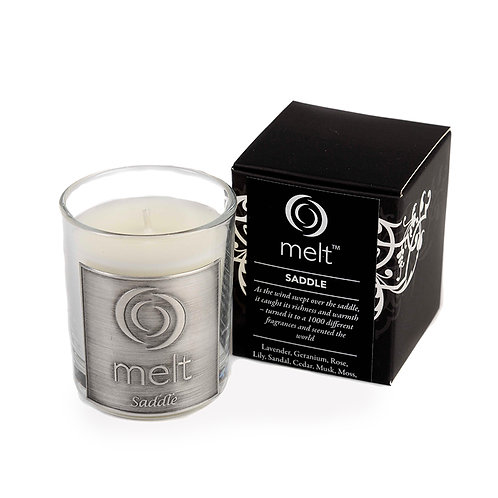 Saddle scented luxury room scenter candle